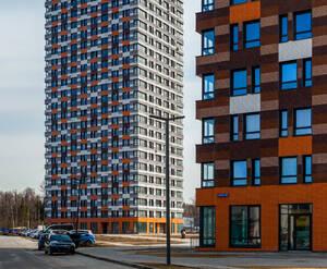 ЖК «Московский квартал»: визуализация