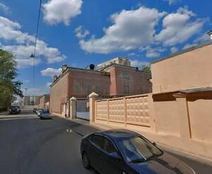 ЖК в Балакиревском переулке: здание на участке до начала строительства