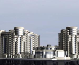 ЖК «Панорамы залива»: визуализация