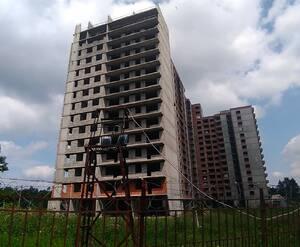 ЖК «на улице Вишневая»: ход строительства