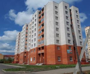 ЖК «в поселке Белоозерский»