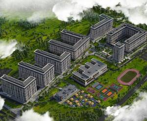 ЖК Stellar City: визуализация