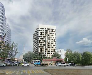 ЖК «Жилой дом в Ивантеевке»: визуализация