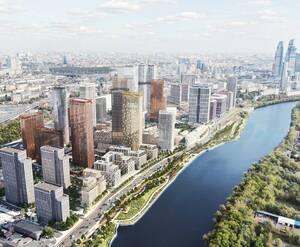 ЖК Sydney City: визуализация