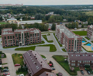 МЖК «Бристоль» Москва»: визуализация