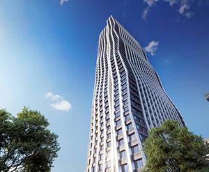ЖК AFI Tower: визуализация