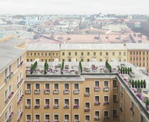 ЖК Borovaya: визуализация