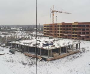 ЖК «Малая Истра»: ход строительства