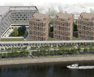 ЖК «Savvin River Residence»: визуализация