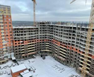 ЖК «Большое Ступино»: ход строительства