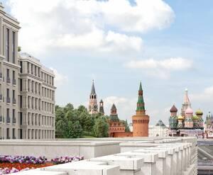 МФК «Царев сад»: визуализация