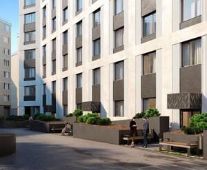Апарт-отель «Moskovsky Avenir»: визуализация