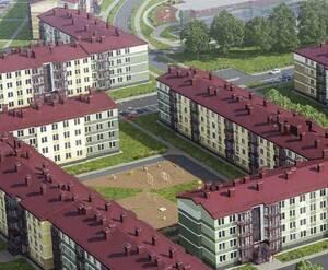 МЖК «Образцовый квартал 10»: визуализация