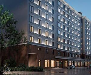 Апарт-отель Shine: визуализация