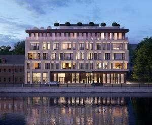 Апарт-отель Bogenhouse: визуализация