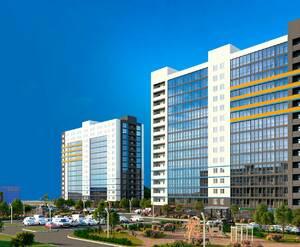 Апарт-отель «WINGS апартаменты на Крыленко»: визуализация