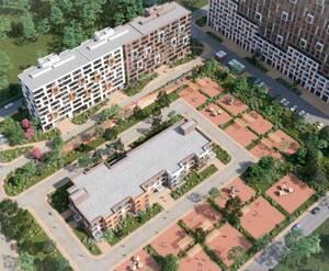 ЖК «Город Первых» (визуализация, 2 очередь)