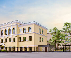 Апарт-отель «Апартаменты в Кусково»: визуализация