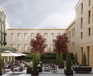 МФК «Bvlgari Hotel & Residences Moscow»:  визуализация