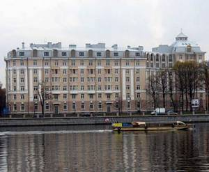 Дом на улице Попова