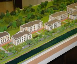 План застройки жилого комплекса «Династия»
