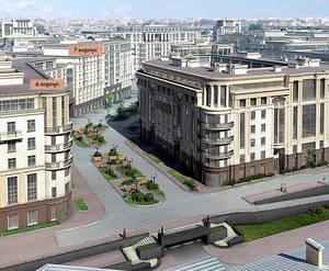 ЖК «Парадный квартал»