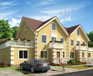 «Петровский квартал» - фасад домов