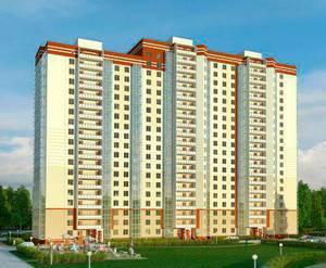 ЖК «Янтарь»: визуализация