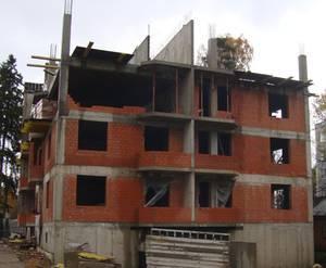 <p>Строительство жилого дома по Сергиевской улице</p>