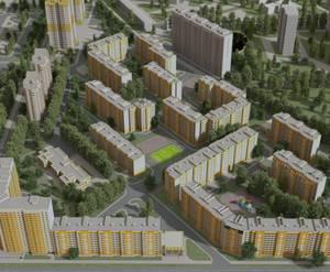 План застройки ЖК «Шушары»