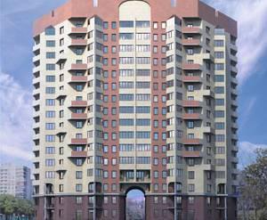 Дом на улице Орджоникидзе: визуализация