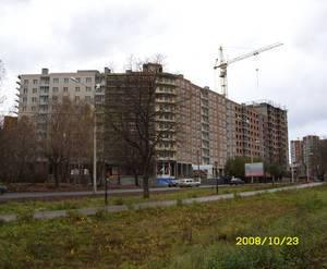 <p>Ход строительства, октябрь 2008г.</p>