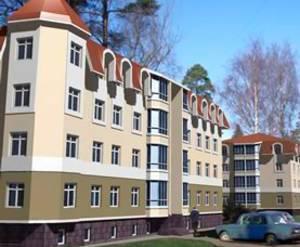 Дома на Сергеевской и Константиновской улицах: визуализация