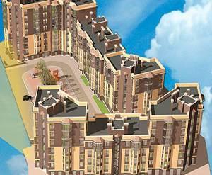 ЖК «Всеволожский фасад»: визуализация