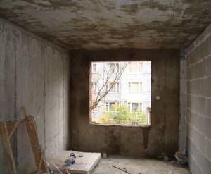 <p>Внутреннее помещение дома по Сергеевской улице</p>