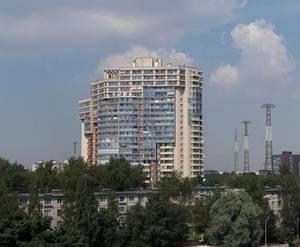 ЖК «Дом на Октябрьской набережной»