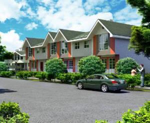 <p>План застройки малоэтажного жилого комплекса &laquo;Норманндия&raquo;</p>