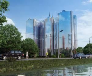 Проект жилого комплекса «Князь Александр Невский»
