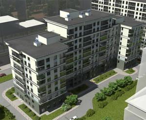 Проект жилого комплекса «Новомосковский»