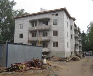 <p>Построеный жилой дом по Константиновской улице</p>