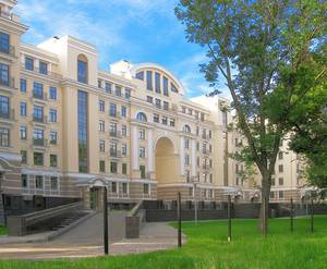 ЖК «Резиденция на Крестовском»: визуализация