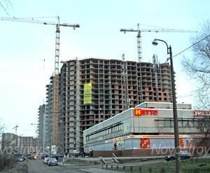 Жилой комплекс «Ласточкино гнездо» (12.05.2013 г.)