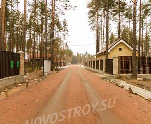КП «Raivola House»: виды посёлка