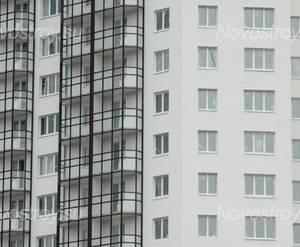 "Фасад ЖК ""Восток"""