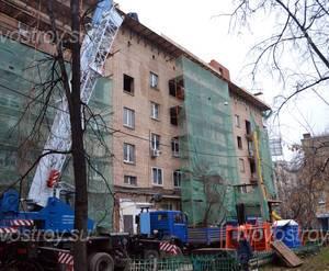 Отделочные работы ЖК «Николаевский дом» (01.11.12)