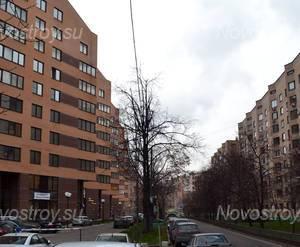 Улица ЖК «Смоленская застава»