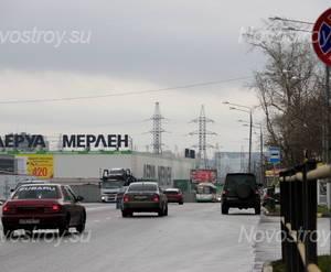 Окрестности ЖК «Журавлик» (28.10.12)