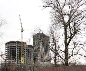 Жилой комплекс «Молодёжный-II» (12.10.2012)