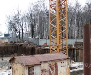 Строительные работы ЖК «Весна» (28.12.12)