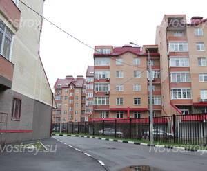 Жилой комплекс «Новая Опалиха» (11.10.2012)